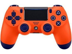 Sony PlayStation DualShock 4 Wireless Controller - Sunset Orange