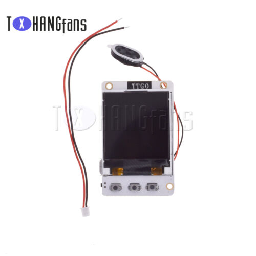 TTGO TS V1.4 ESP32 1.44//1.8in TFT SD card slot MPU9250 Bluetooth WIFI ATF