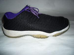 brand new e527d 92350 ... cheapest image is loading nike air jordan future low woven shoes black  24d7d 5cd78