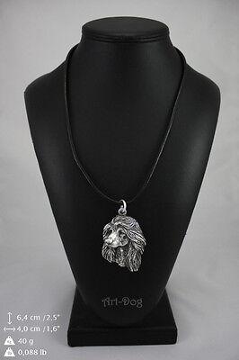 Afghanischer Windhund Halskette Art-dog, Limited Edition üBerlegene Leistung