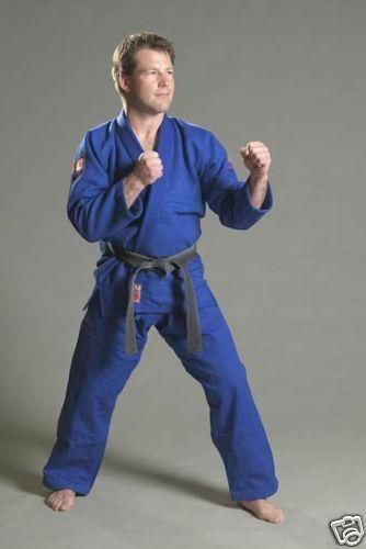 Ju Jutsu Anzug Brasilia, blau.Bodenkampf Gr.A3 Judo Judo Judo usw  | Lebhaft und liebenswert  | Qualität und Verbraucher an erster Stelle  dfd94e