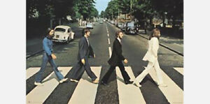 THE-BEATLES-ABBEY-ROAD-POSTER-CLASSIC-ALBUM-COVER-91-x-61-cm-36-034-x-24-034