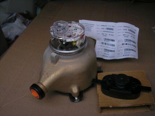 "SENSUS 3//4/"" SR  Bronze Water Meter New w// touch pad"