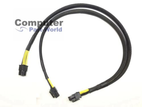 10pin to 6+6pin Power Adapter Cable for HP M350P G8 and GPU 50cm
