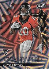 2016 Panini Black Friday Wedges Rookie #60 Devontae Booker #50/50