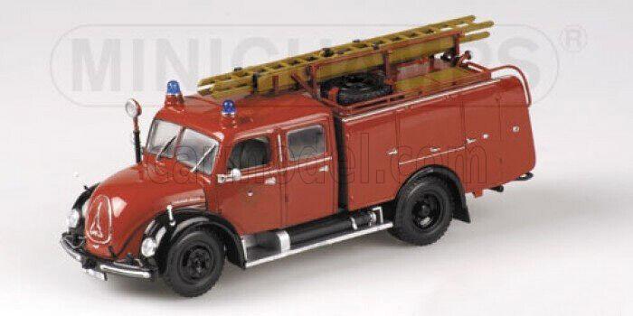 1 / 43ミニチェンプスMagirus Deuz Merkur TLF - 16 Faverwehr 1959 439141070