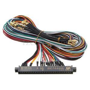 s l300 jamma wiring harness multicade 60 in 1 arcade game cabinet wire