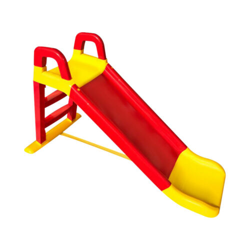 Rutsche Kinderrutsche Haus Gartenrutsche Garten Kinder rot 147 cm