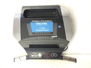 Proform 505 CST Treadmill Display Console Panel 385026 ETPF60916 385086