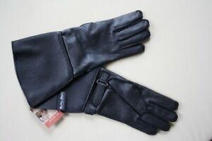 Sakari Sauso Handschuh G 1100s schwarz, Elchleder