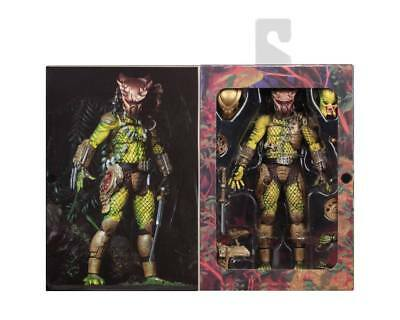 PREDATOR Ultimate SAMBUCO IL GOLDEN Angel Neca Action Figure