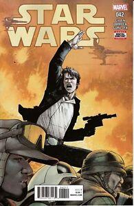 STAR-WARS-42-Marvel-Comics-HAN-SOLO-COVER-A-1ST-PRINT