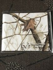 Max-4 REALTREE CAMO Tyvek Bifold Eco Tear Resistant Mighty Wallet Hunting