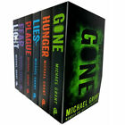 Gone Series Collection 6 Books Set by Michael Grant Light Hunger Lies Plague