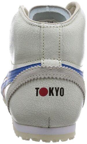 Onitsuka Tiger ASICS MEXICO Mid Runner White x Blue THL328 US5 23.5cm