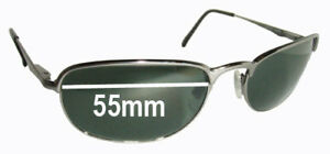 52e409644b Image is loading SFx-Replacement-Sunglass-Lenses-fits-Ray-Ban-RB3105-