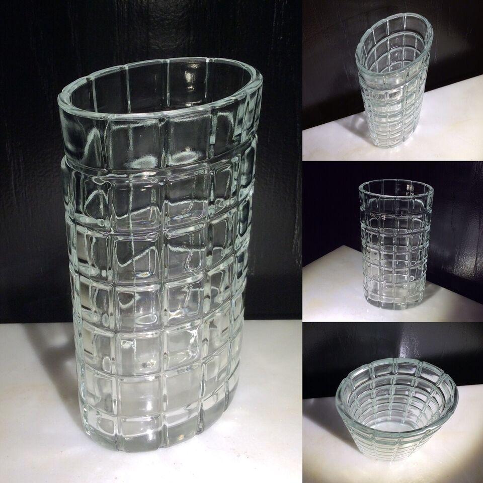 Vase, Retro glasvase