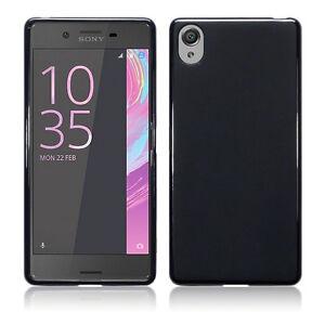 Apple-iPhone-7-Case-Cover-Tech-2-Flex-TPU-Gel-Matte-Black-New-Release