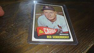 1965-TOPPS-556-RED-SCHOENDIENST-BASEBALL-CARD