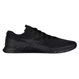 save off b9621 2a387 Image is loading Nike-Metcon-4-Mens-AH7453-001-Triple-Black-