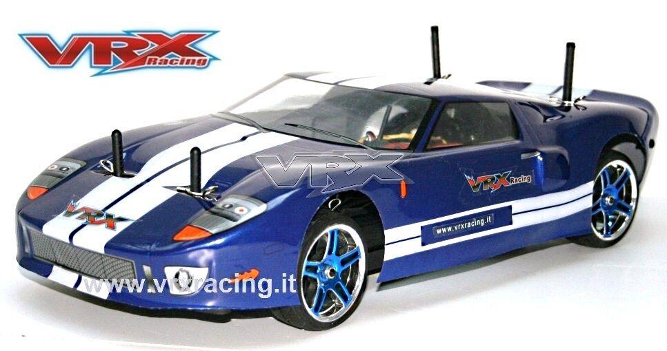X-RANGER  GT BRUSHLESS BATTERIA LIPO 7,4V RADIO 2.4 + KIT LUCI 4WD 1 10 VRX 1026B  autentico