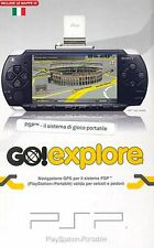 PSP Sony Go! Explore + Ricevitore GPS