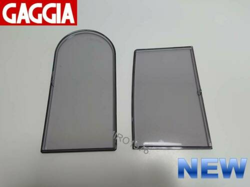 Gaggia parts-Water Container Lid and Coffee Bean Container Lid Set
