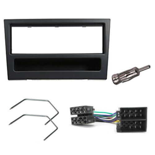 VAUXHALL MERIVA 2004 ONWARD CAR RADIO FASCIA KIT SURROUND WITH AERIAL ISO /& KEYS