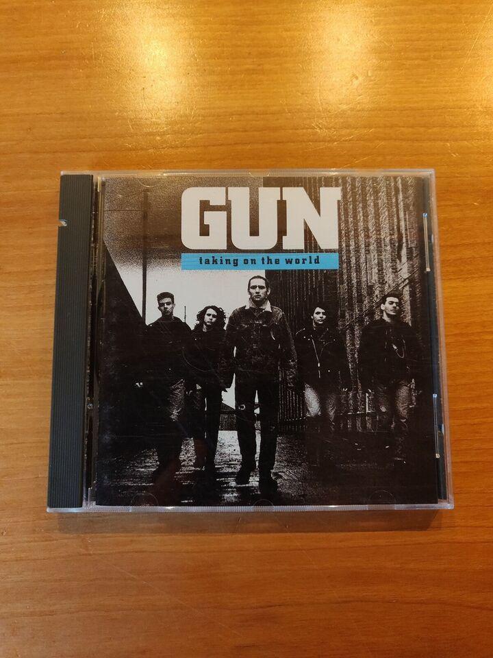 Gun: Taking On the World, rock