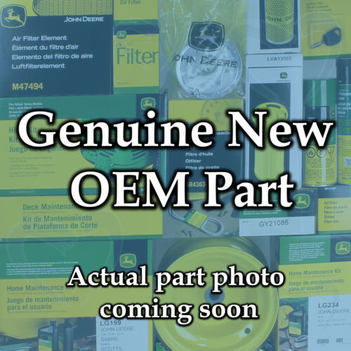 John Deere Original Equipment Plug #LVU803878