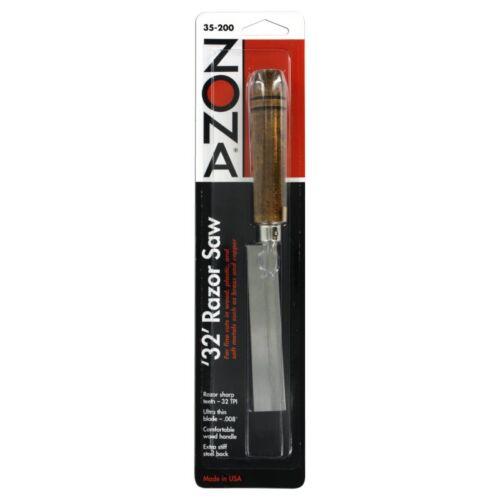 Zona Ultra Thin Razor Saw 32tpi  NEW SA35-200