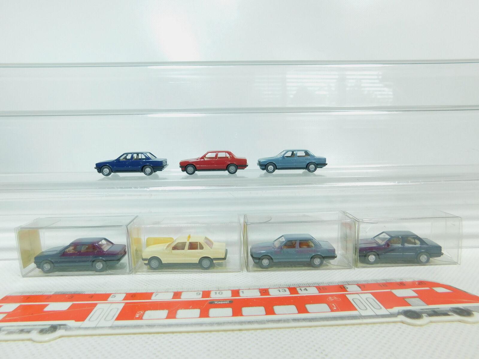 BN101-0,5  7x Wiking H0 H0 H0 1 87 PKW-Modell BMW 320i 320 i  149  190, NEUW4x OVP  | Kaufen Sie online  4ad270
