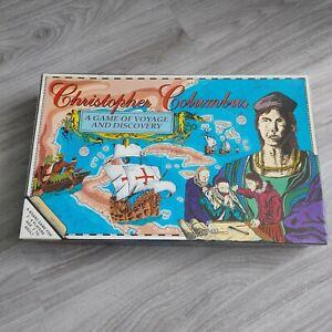 Vintage-Christopher-Columbus-Board-Game-100-Complete