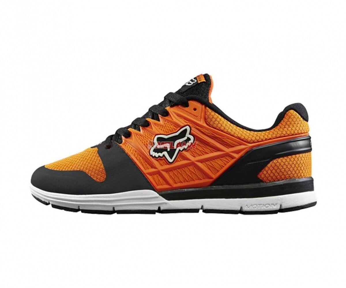 im Angebot Motion FOX Elite 2 Orange schwarz Schuh