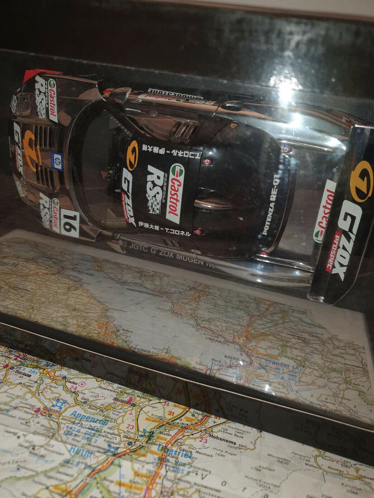 AUTOART HONDA 2003 JGTC G'ZOX MUGEN NXS  16  ART.80397 1 18  NEW Rare