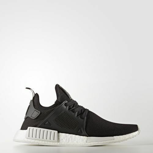 Adidas BY9921 Men NMD XR1 Running shoes black white sneakers