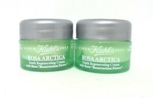 Image Is Loading Lot 2 Kiehl 039 S Rosa Arctica Cream
