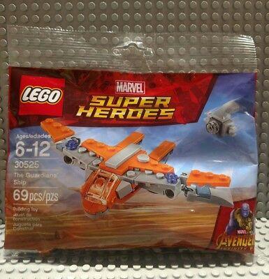 Lego Super Heroes Guardians Ship 69 Pieces #30525