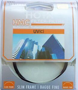 Hoya 49 mm HMC Haze UV Screw-in Filter