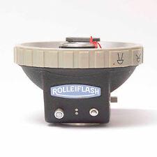 Rollei 6x6 Rolleiflash 2 + Blitzhalter für Rolleiflash - Bajonett I   Nr.1412