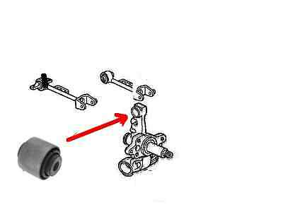 FOR HONDA FR-V FRV 05-09 REAR TOP UPPER LATERAL CONTROL ARM ROD BUSH