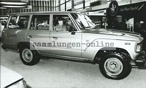 TOYOTA-Land-Cruiser-Gelaendewagen-Allrad-4x4-RAI-1981-Pressefoto-Foto-Auto