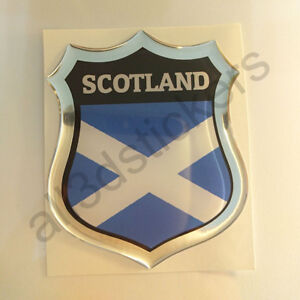 Sticker Australia Emblem 3D Resin Domed Gel Australia Flag Vinyl Decal Car