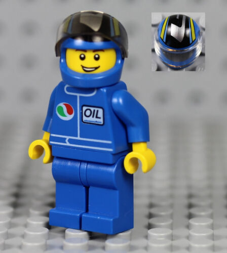 Minifigures NISB LEGO RACERS 3x Combo 8302 Rider 8303 Truck 8304 Slickster