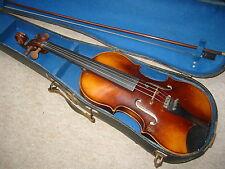 Nice  old Violin NR  violon Stradivarius made in Czechoslovakia by Cremona Luby