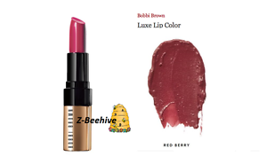 Image Is Loading Bobbi Brown Luxe Lip Color Red Berry 19