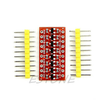 1/5PCS I2C IIC 8 Channel Logic Level Converter Module Bi-Directional for Arduino