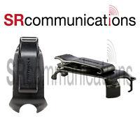 Motorola Plastic Holster With Belt Clip For Clp1010 Clp1040 Clp1060 Hkln4438b