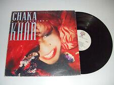 Chaka Khan – Destiny-Disco 33 Giri LP Album Vinile Stampa ITALIA 1986 Soul-Funk