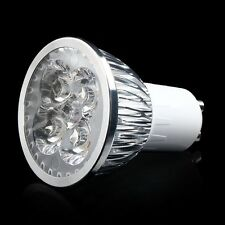 1pc GU10 12W super Helle LED-Spot-Lampen-Licht-Warmes Weiß dimmbar 220V Groß